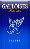 Gauloises Blondes Blue